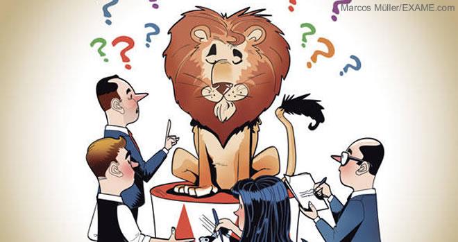 Resultado de imagem para leão irpf